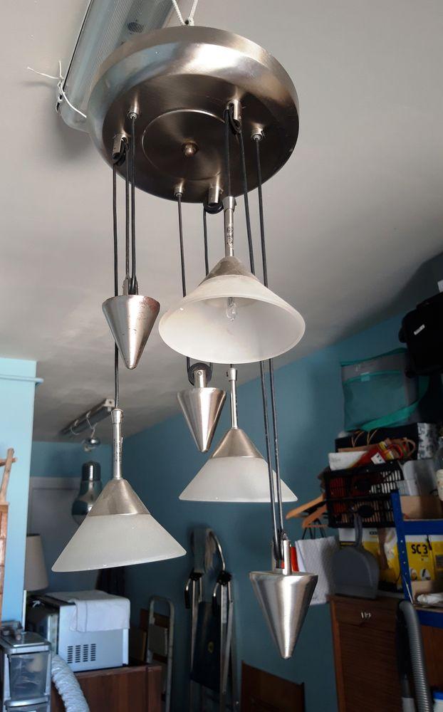 Luminaire réglable à contrepoids  20 Vaux-sur-Mer (17)