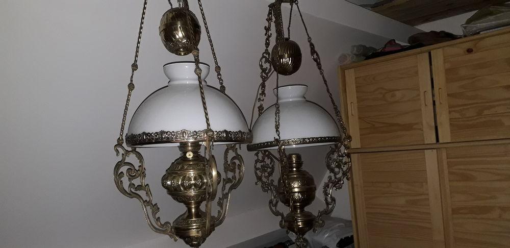 Luminaire : s Suspensions Anciennes 160 Mathieu (14)