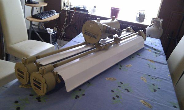 luminaire vintage antidéflagrant industriel 300 Roubaix (59)
