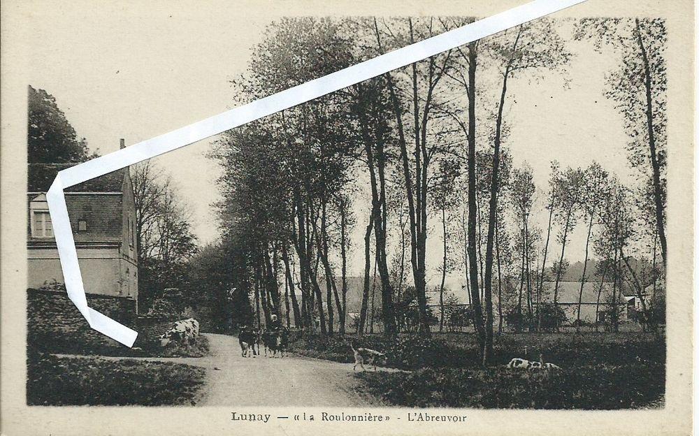 41 Lunay ,la Roulonnière  6 Tours (37)