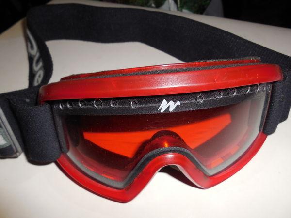 lunette de ski  quéchua   décatlhon ; ados 10 Pontault-Combault (77)
