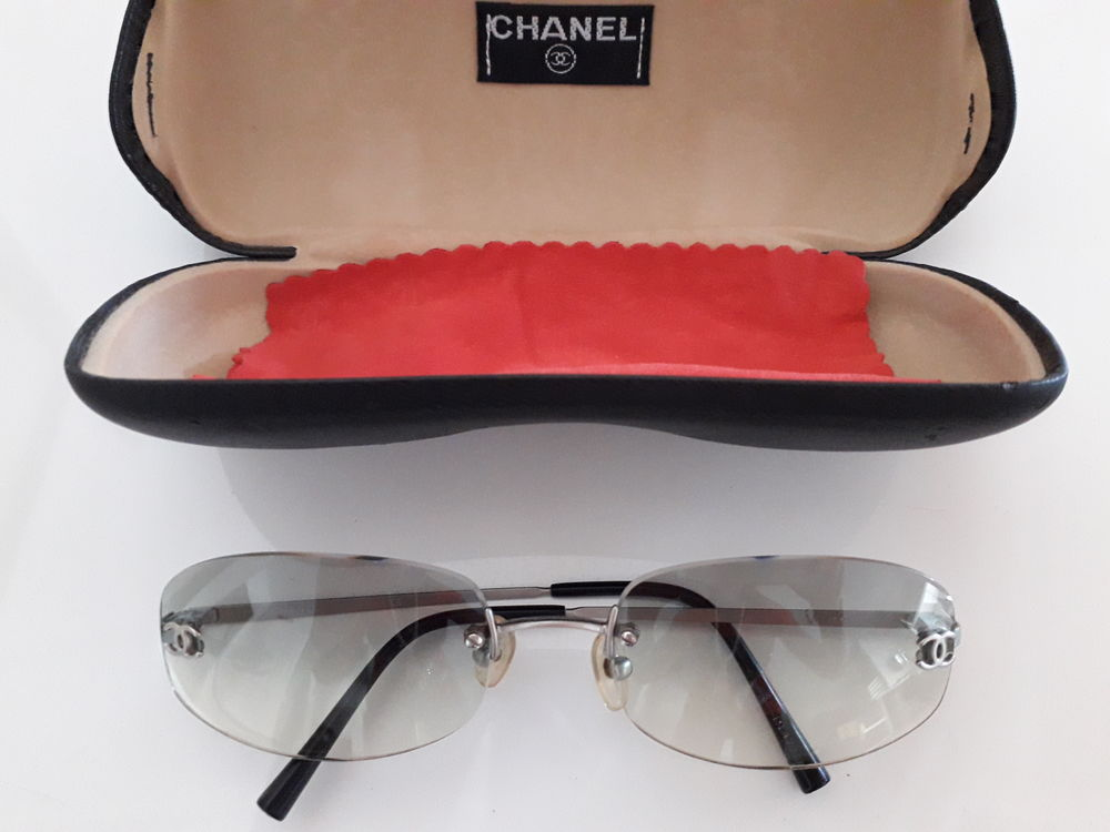Lunettes de soleil Chanel 80 Saint-Martin (97)