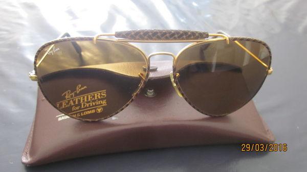 lunette ray ban aviator vintage