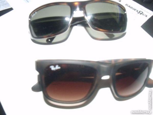 99be1eeecd305e Achetez lunettes ray ban 2 quasi neuf, annonce vente à Jouques (13 ...