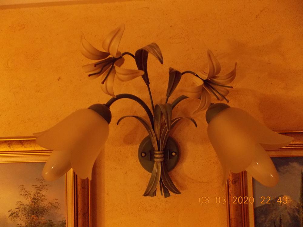 lustre et appliques style florentin 300 Carcès (83)