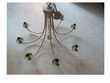 lustre 8 branches, lampes de chevet, lampe pétrole Martigues (13)