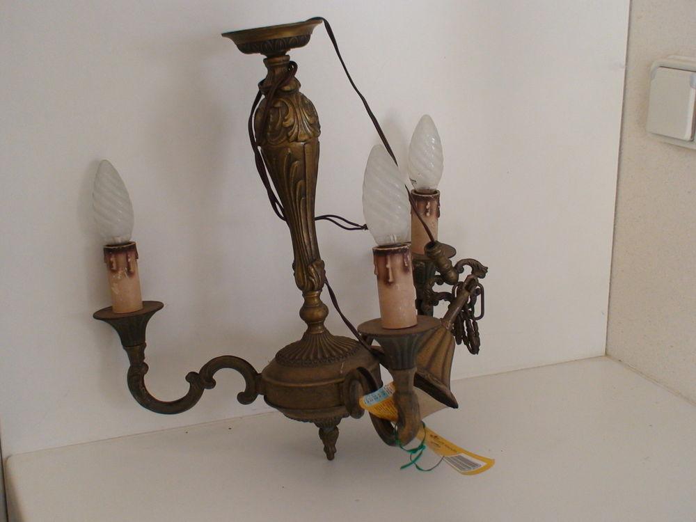 lustre en bronze 30 Coutras (33)