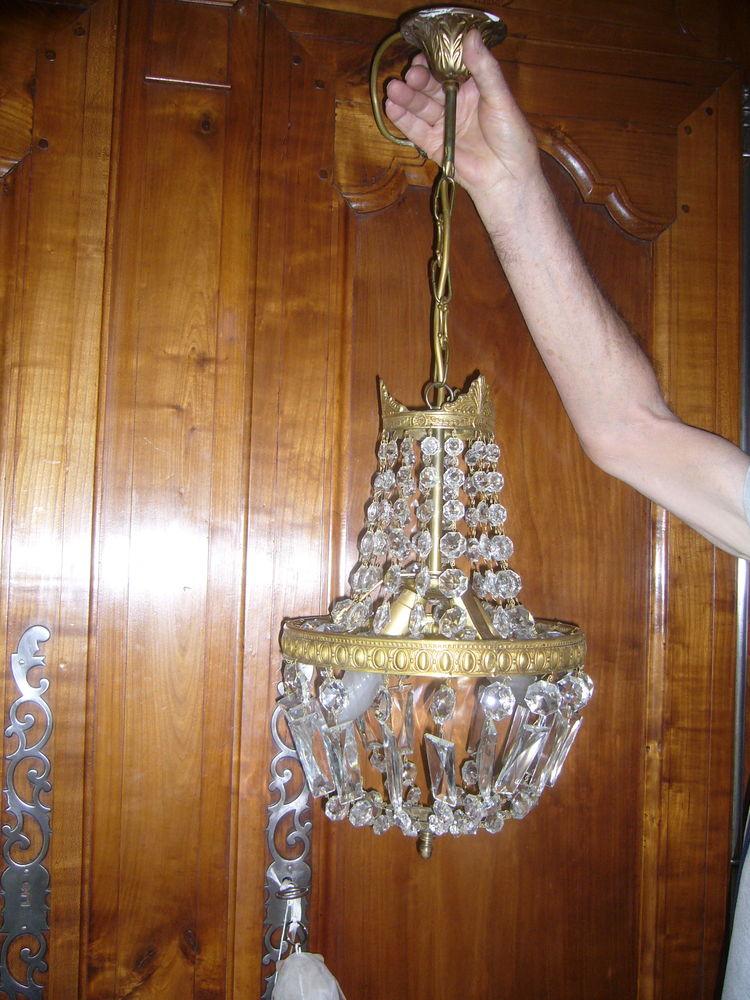 lustre en cristal de VIANNES 40 Cugnaux (31)