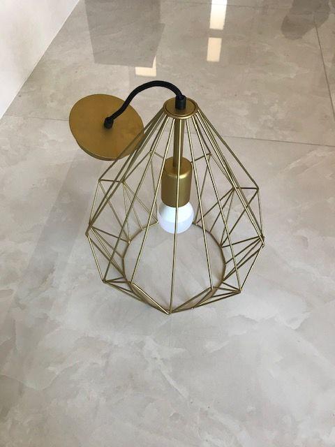 Lustre design acier inoxydable couleur cuivre 20 Sainte-Maxime (83)