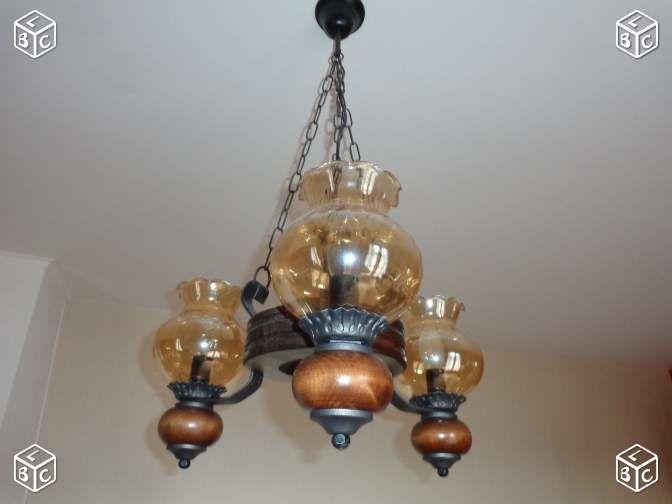 lustre 3 globes 10 Villette-de-Vienne (38)