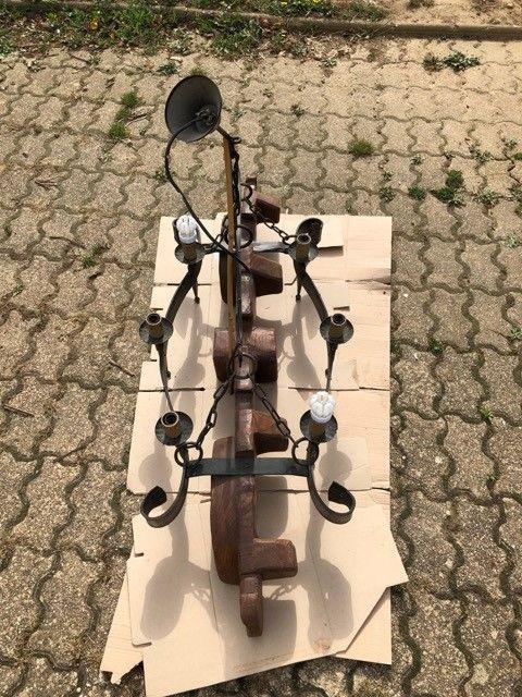 lustre JOUG 6 lumières Décoration