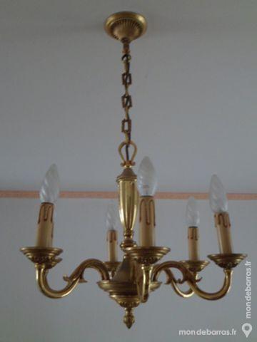 LUSTRE 6 LAMPES 15 Verquigneul (62)