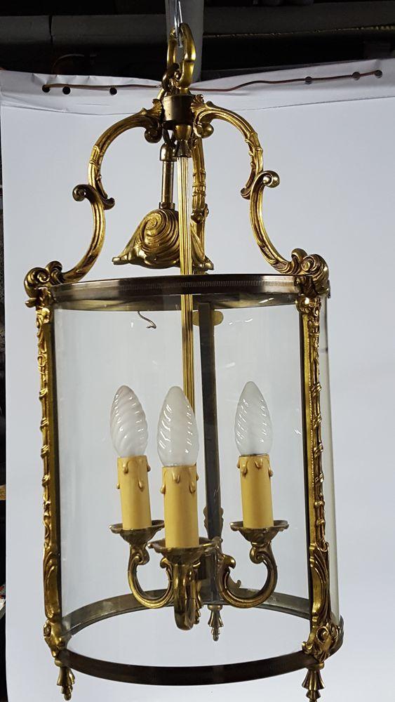 lustre lanterne 250 Brignais (69)