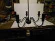 lustre 5 lumières metal p67