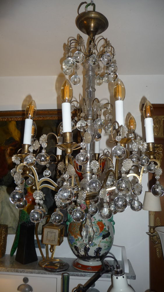 lustre pampilles 850 Trappes (78)