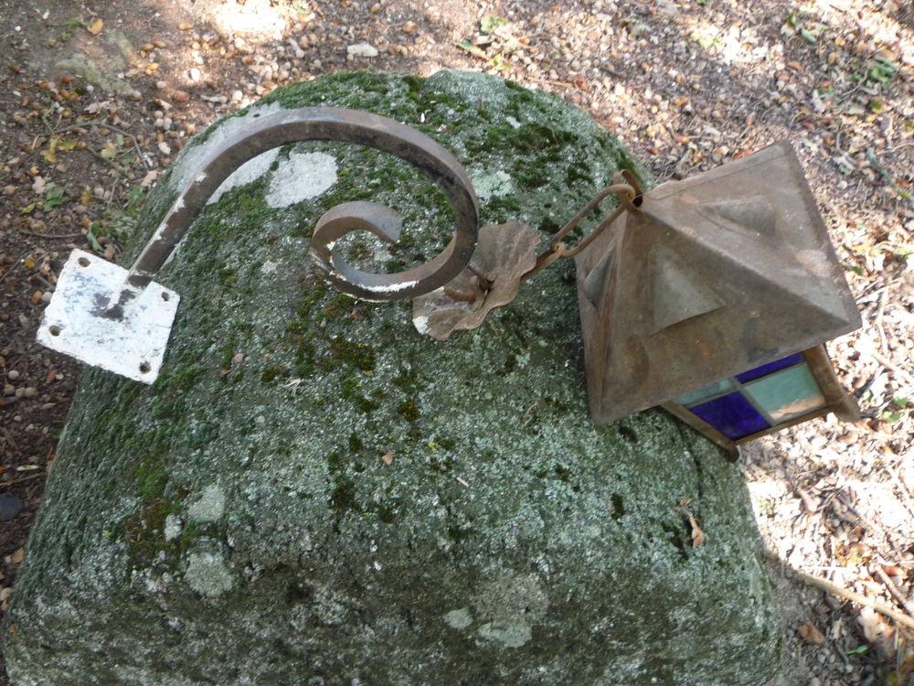Lustre,suspension,belvédère,fer forgé 35 Castres (81)