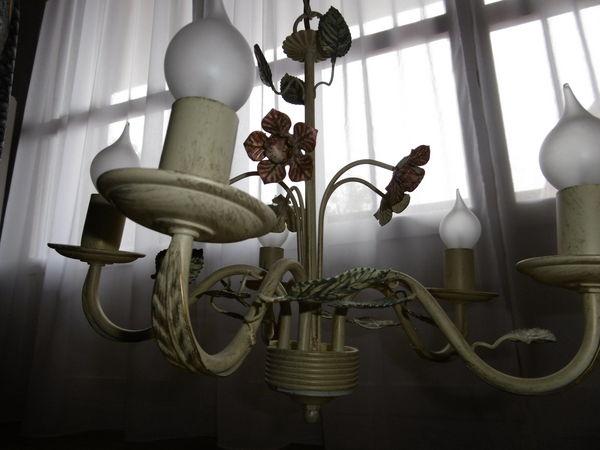 LUSTRE suspension 5 lampes 20 Vienne (38)