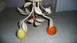 Lustre suspension luminaire plafonnier - Motifs de fruits Fleury-les-Aubrais (45)