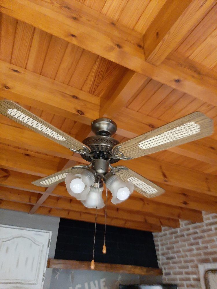 lustre ventilateur 15 Hergnies (59)
