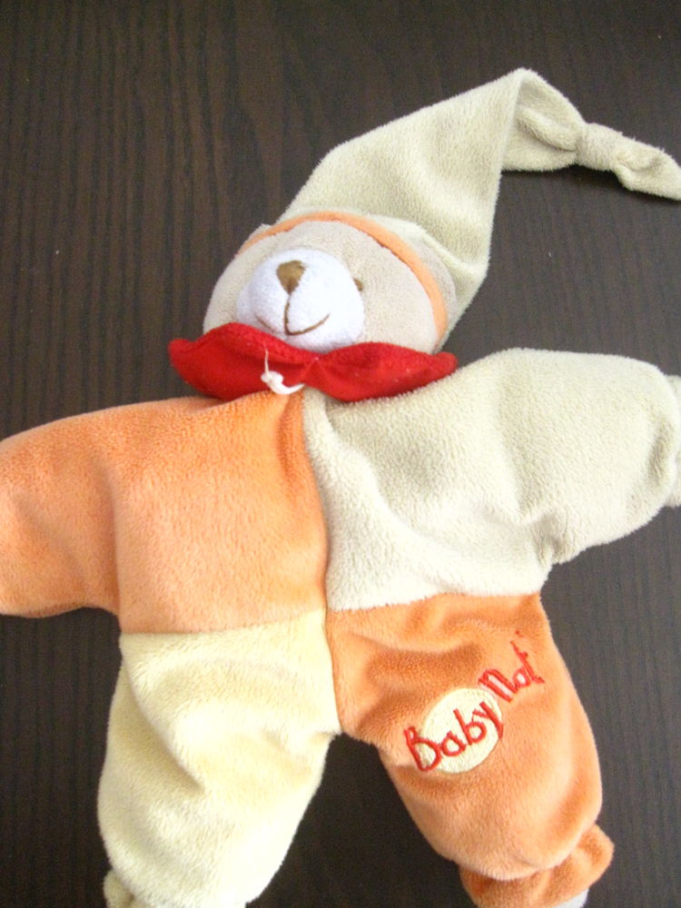 Lutin babynat orange et jaune 4 Saint-Jean-Pla-de-Corts (66)