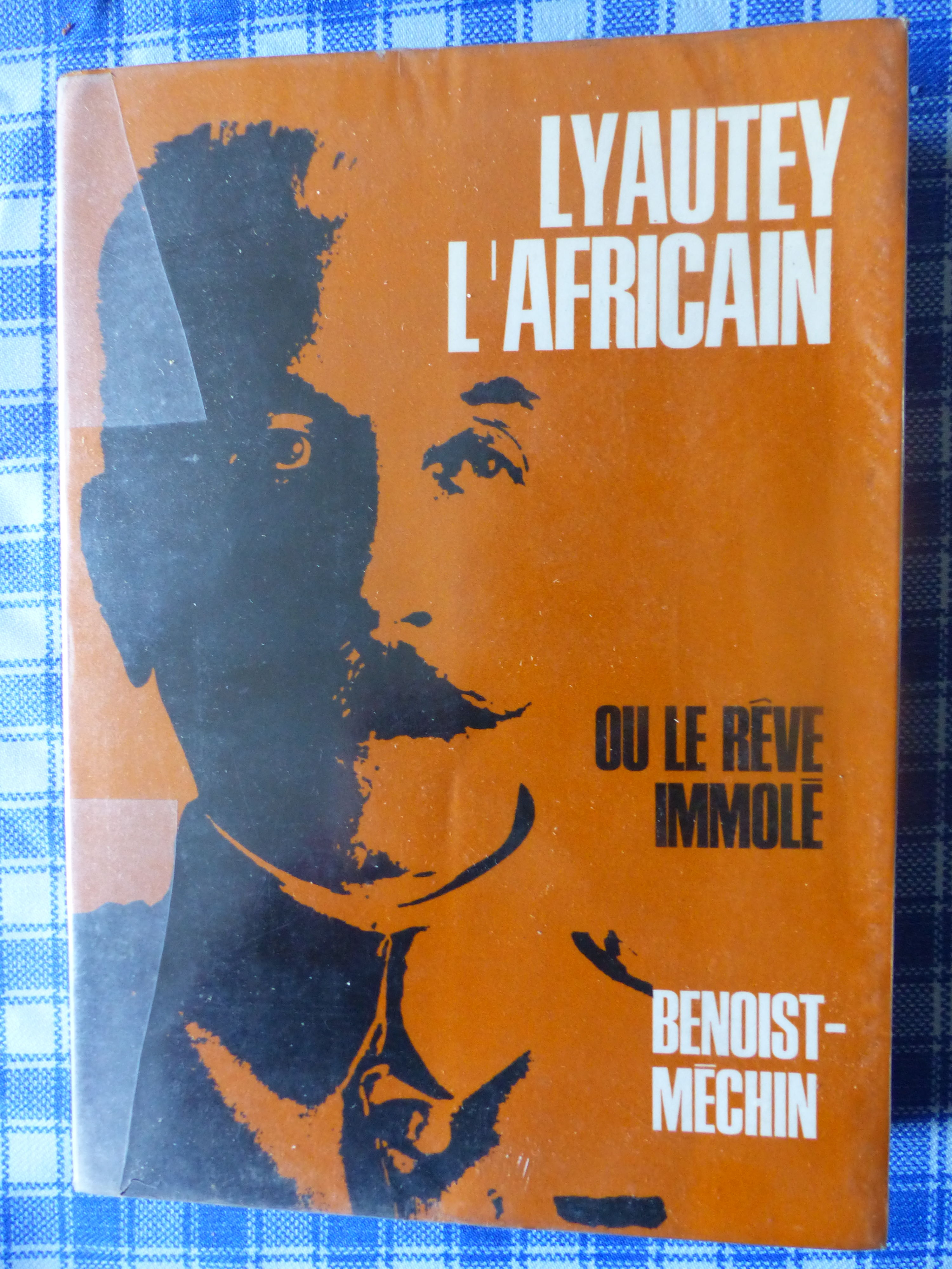 LYAUTEY  L'AFRICAIN 19 Roclincourt (62)