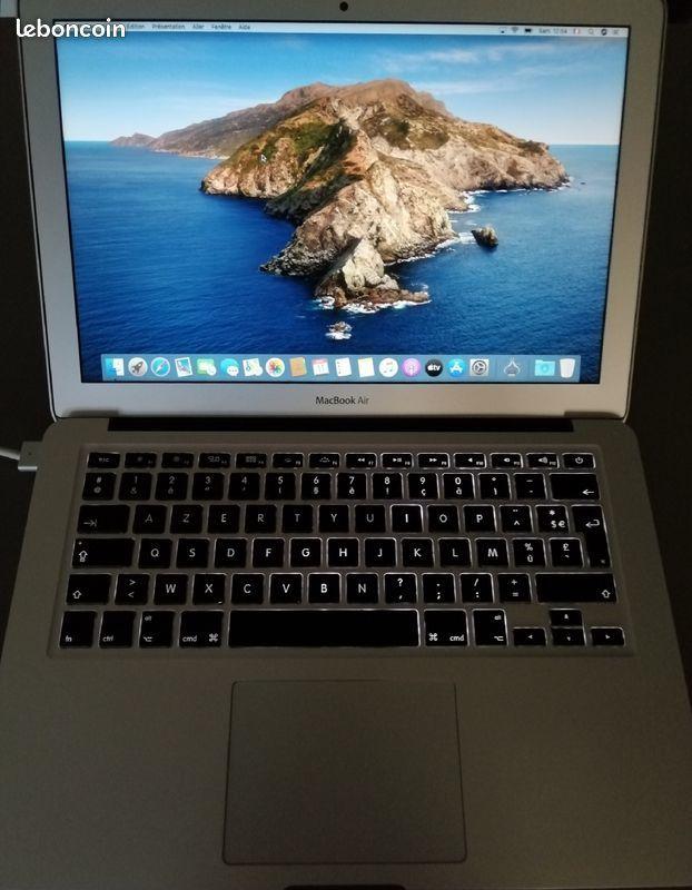MacBook Air 13  - mi-2012 Core i5 - 128 Go SSD 300 Paris 9 (75)