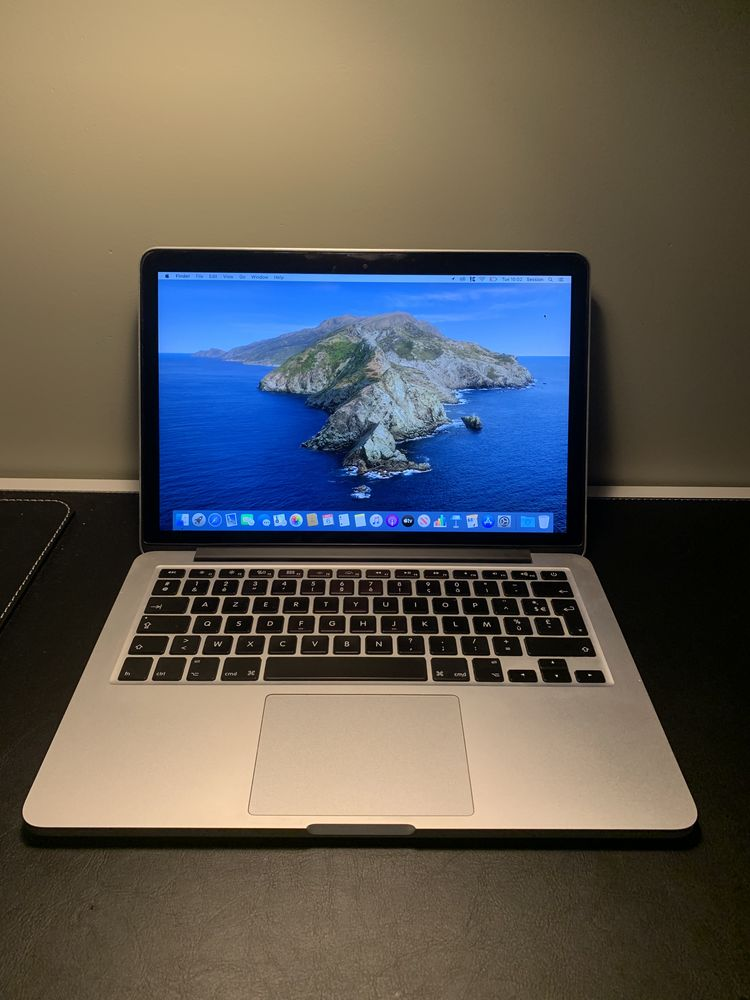 Macbook Pro 2015 13  SSD 128go 600 Billom (63)