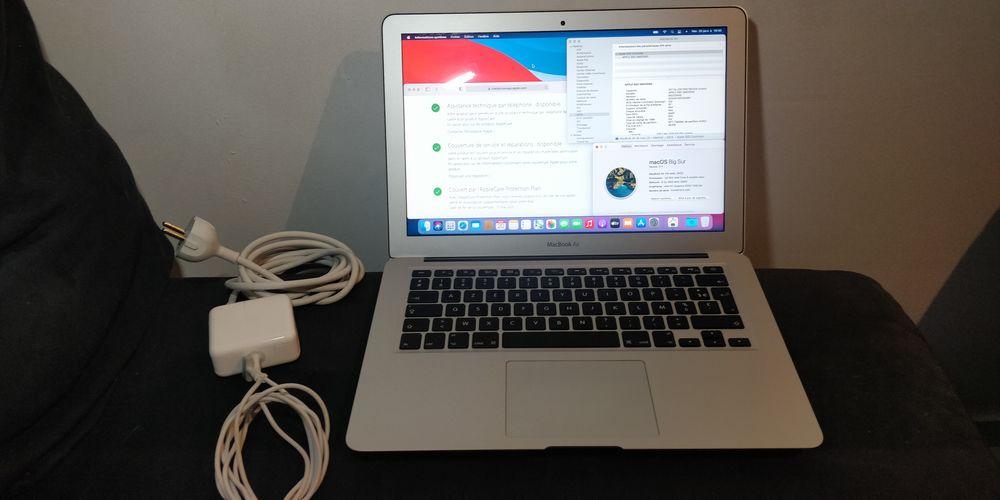 MacBook Air mi-2017 sous garantie Apple 630 Palaiseau (91)