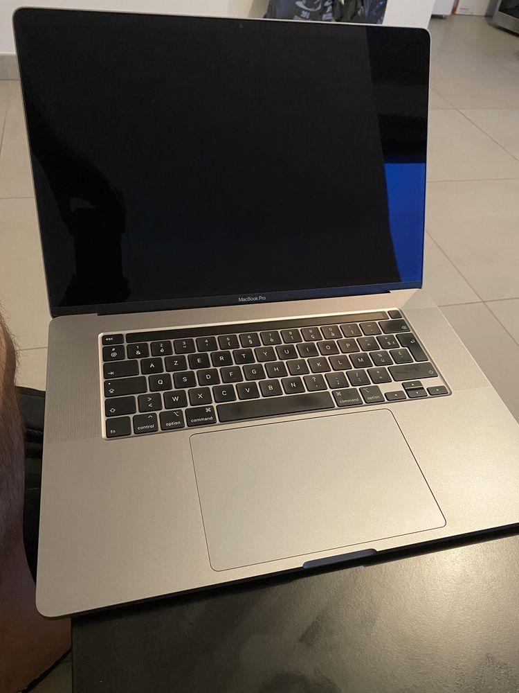 MacBook Pro 16 - Garantie - i9 - 32 Go - 1 To - 5500m 4 Go 2500 Pontault-Combault (77)