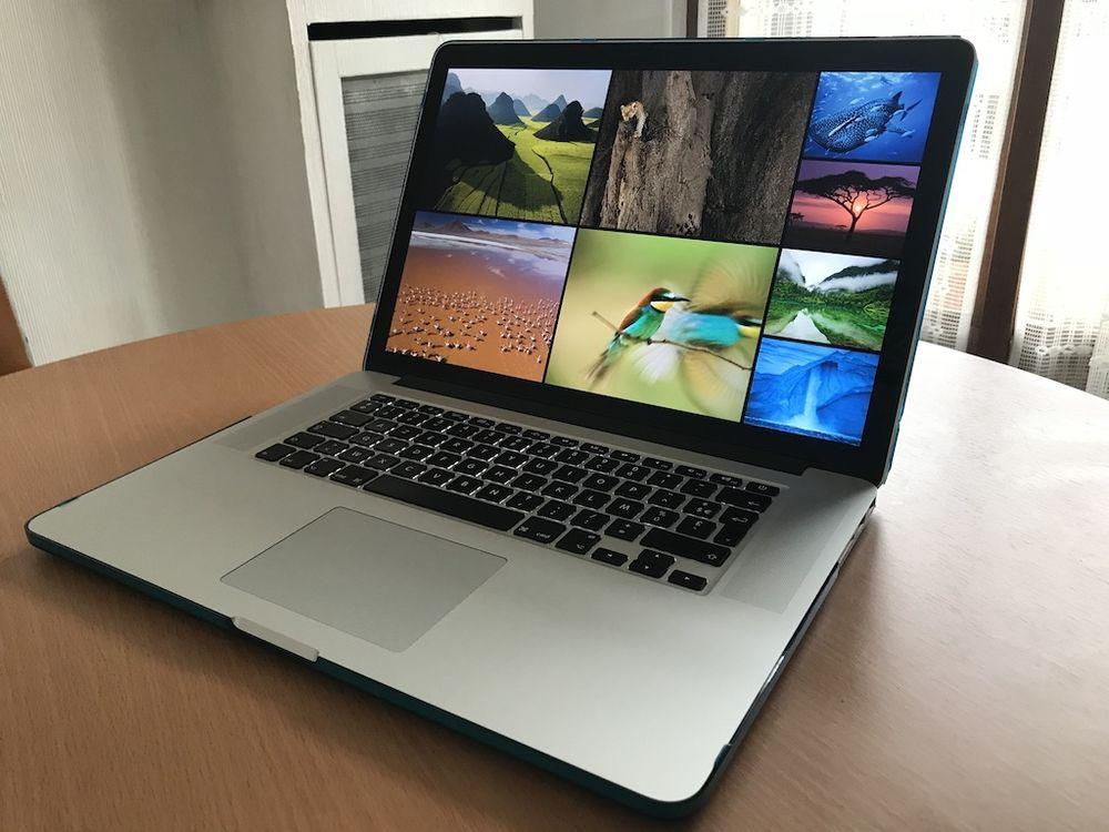 MacBook Pro Retina 15  2,6ghz i7 / 1To SSD / 16Go 2097 Nice (06)