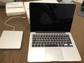 MacBook Pro Rétina 13 pouces 730 Lyon 3 (69)
