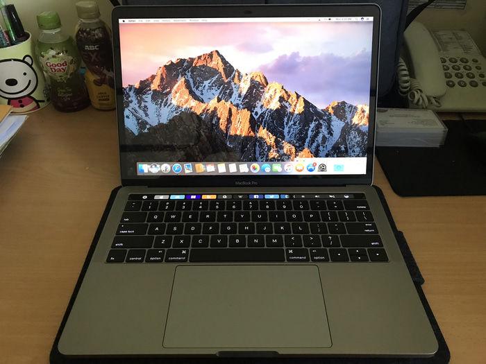 MacBook Pro TouchBar 15 pouces 1650 Paris 15 (75)
