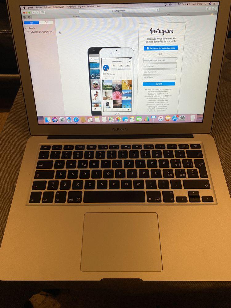 MacBook Air Matériel informatique