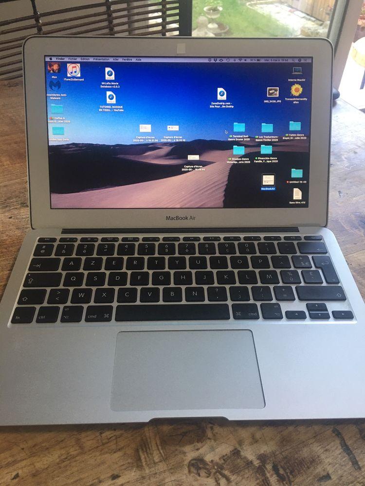 MacBookAir 11 pouces i7 500 SSD très bon état 0 Montreuil (93)