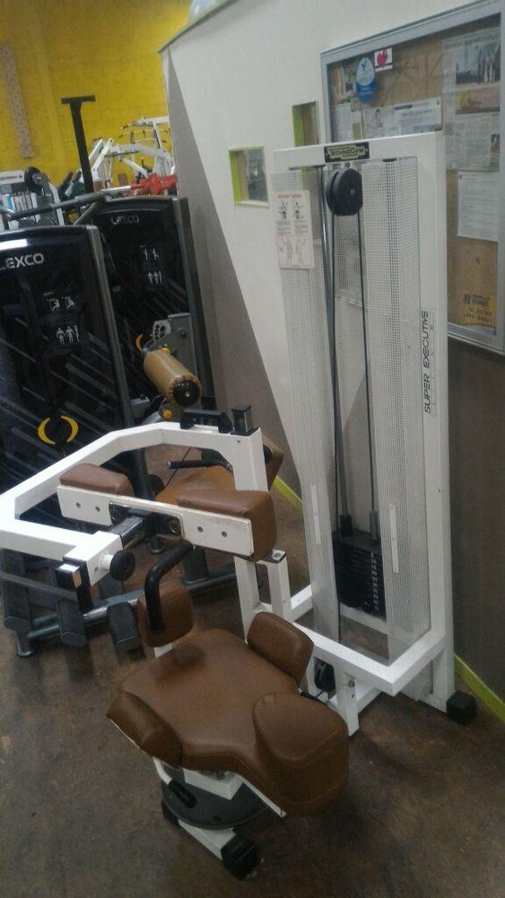 Machine à Abdos Taille Technogym 450 Maintenon (28)
