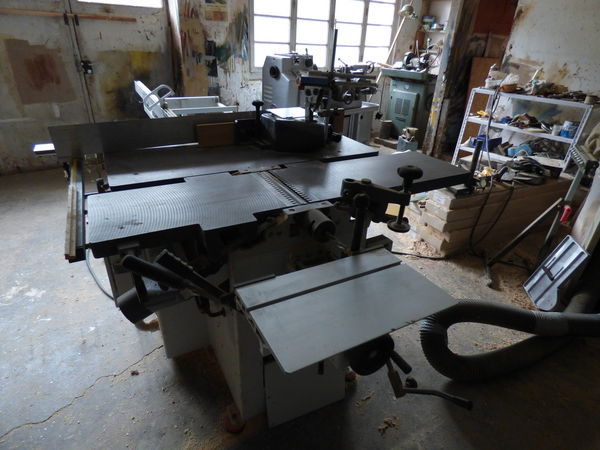 Achetez machine à bois occasion, annonce vente à Thyez (74  ~ Combine A Bois Occasion Particulier