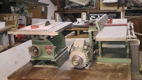 achetez machine a bois kity occasion annonce vente 224 sponville 54 wb151515371