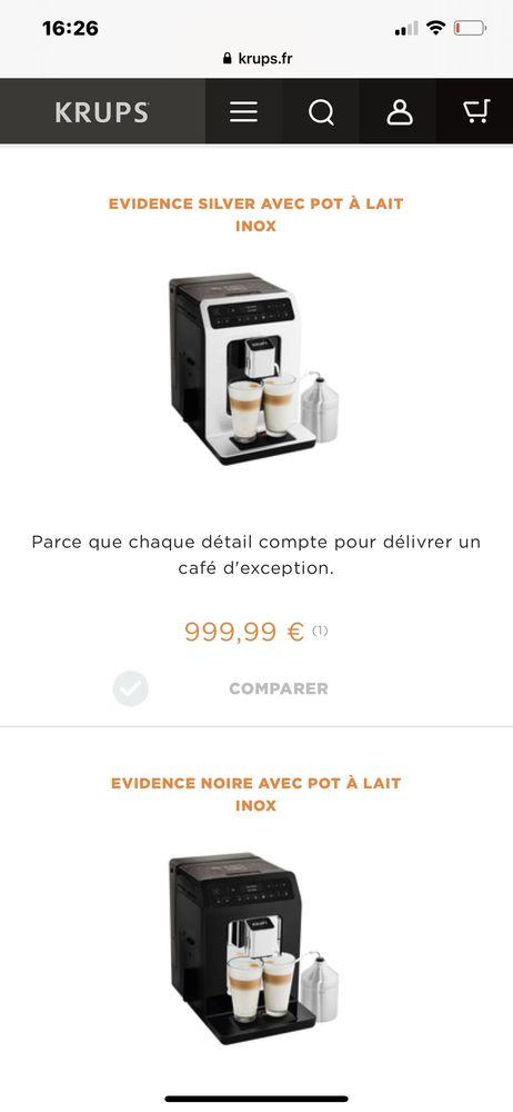 Machine à café Delongui/Krups /melitta/beko/ Philips ( modele expo ou reconditionnés) 160 Salon-de-Provence (13)