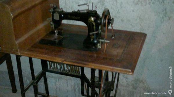 Machine à Coudre Ancienne 60 Saint-Georges-sur-Loire (49)