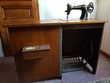 Machine à coudre ancienne avec meuble Évry (91)