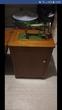 machine a coudre avec son meuble de la marque ATHOS Meubles