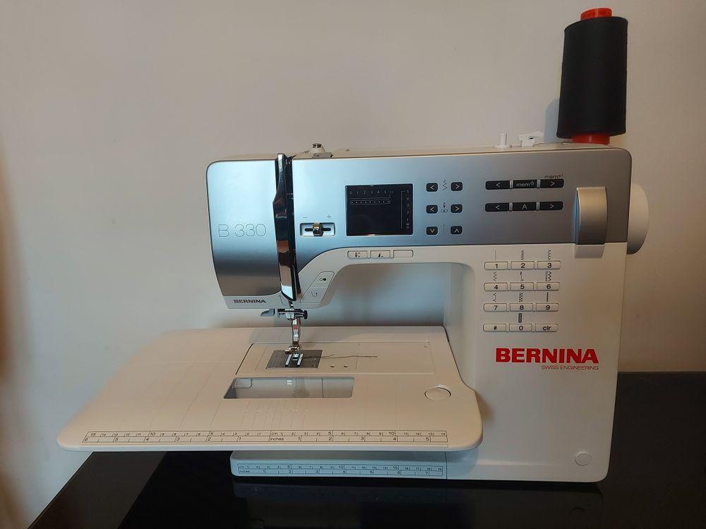Machine a coudre Bernina 330 1000 Bron (69)