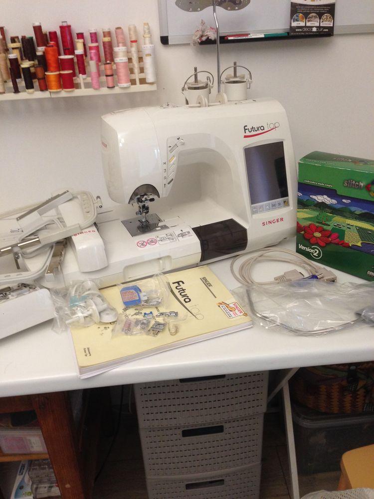 machine à coudre et brodeuse 0 Menton (06)