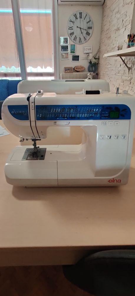 machine a coudre ELNA SWISS DESIGN 250 Aubagne (13)