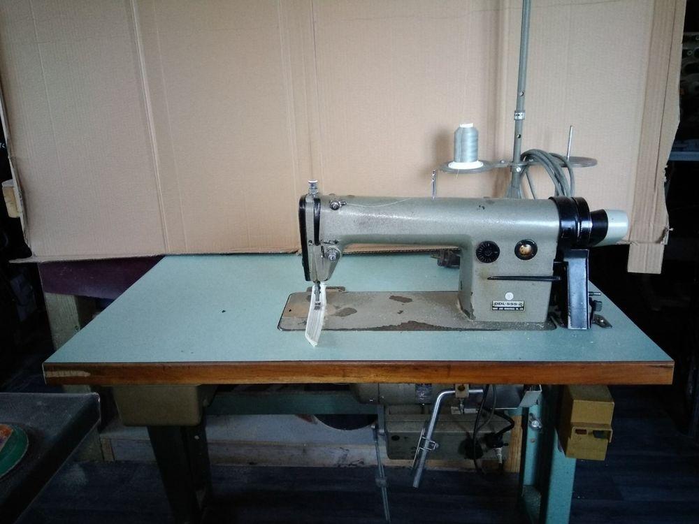 Machine à coudre industrielle JUKY 550 Coutiches (59)