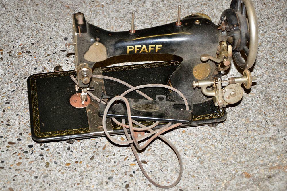 Machine à coudre PFAFF 15 Toulon (83)