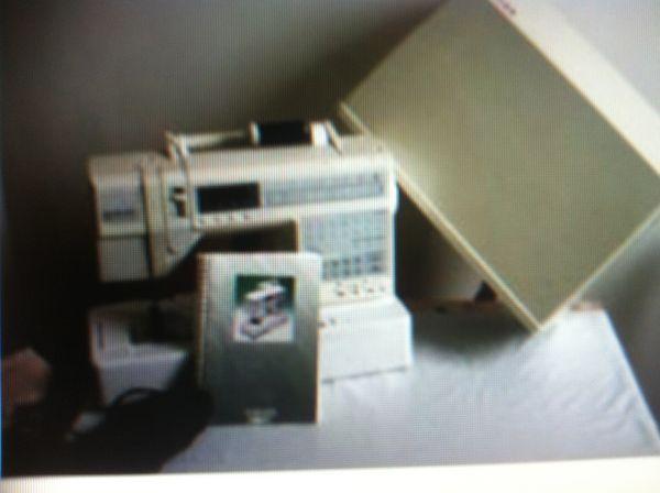 machine à coudre SINGER SYMPHONIE 400 500 Sceaux (92)