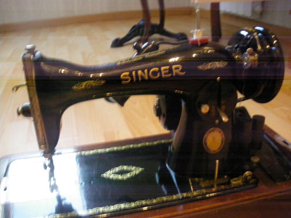 Machine à coudre Singer électrique et portative.  0 Marly-la-Ville (95)