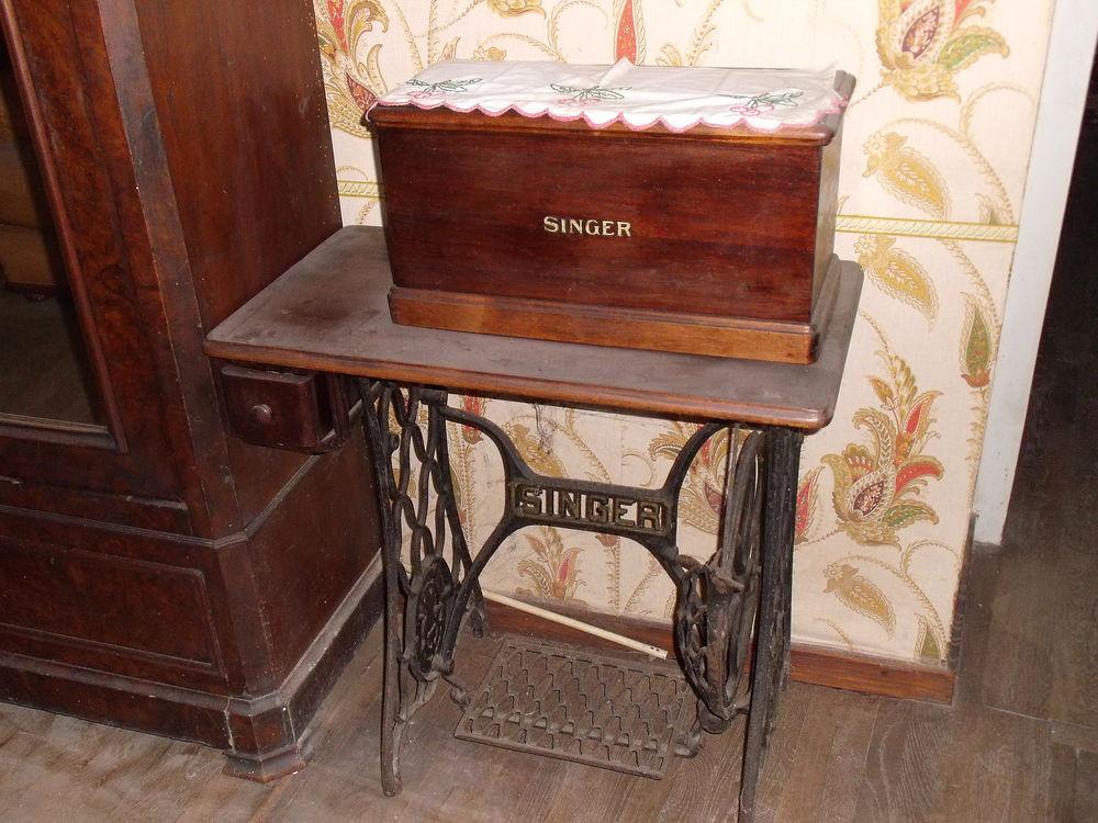 machine a coudre singer d époque ou collection 160 Succieu (38)