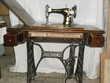 MACHINE A COUDRE SINGER ANCIENNE N° 127